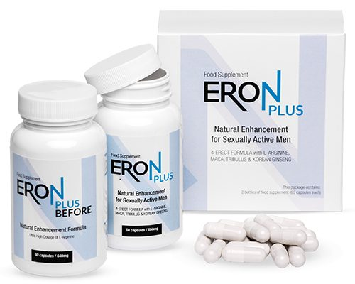 Eron Plus: 100% Natural Male Enhancement Supplement To Boost Sexual Performance