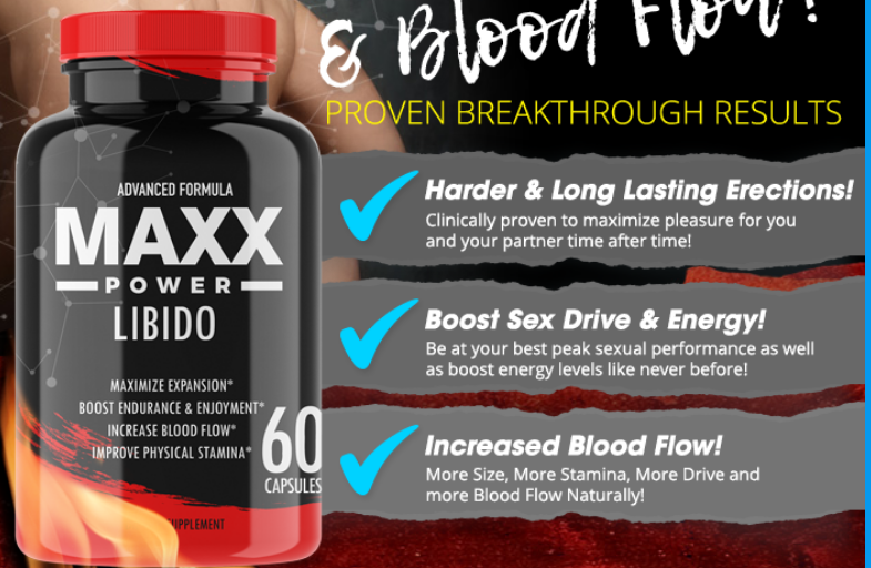 Maxx Power libido3
