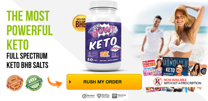 Buy Ok Wow Keto