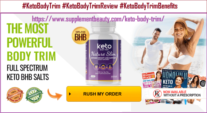 Keto Body Trim Pills Buy