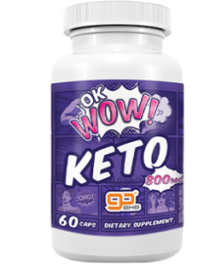Ok wow Keto Supplement