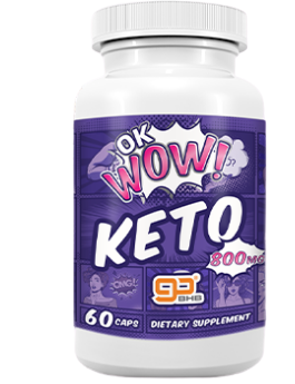 Ok wow Keto Supplement
