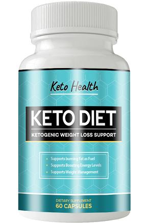Keto Health Diet Pills