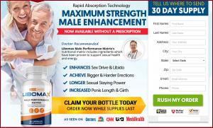 Libomax Male Performance Matrix Pills