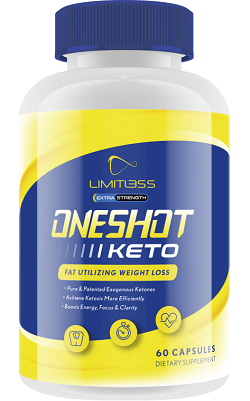 OneShot Keto Pills