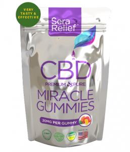 Sera Relief CBD Gummies