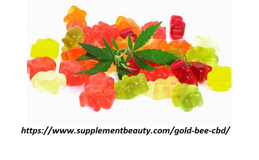 Gold Bee CBD