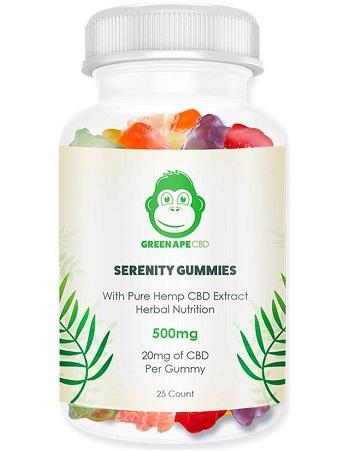 Green Ape CBD Gummies